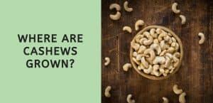 Where are Cashews Grown?