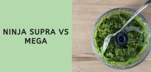 Ninja Supra vs Mega