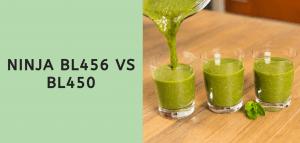 Ninja BL456 vs BL450
