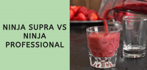 Ninja Supra vs Ninja Professional