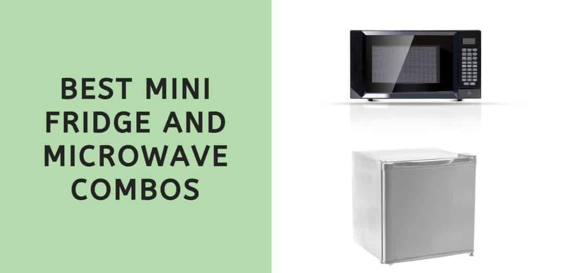 best college mini fridge and microwave combos for dorms apartments and compact spaces