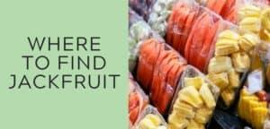 where to find jackfruit