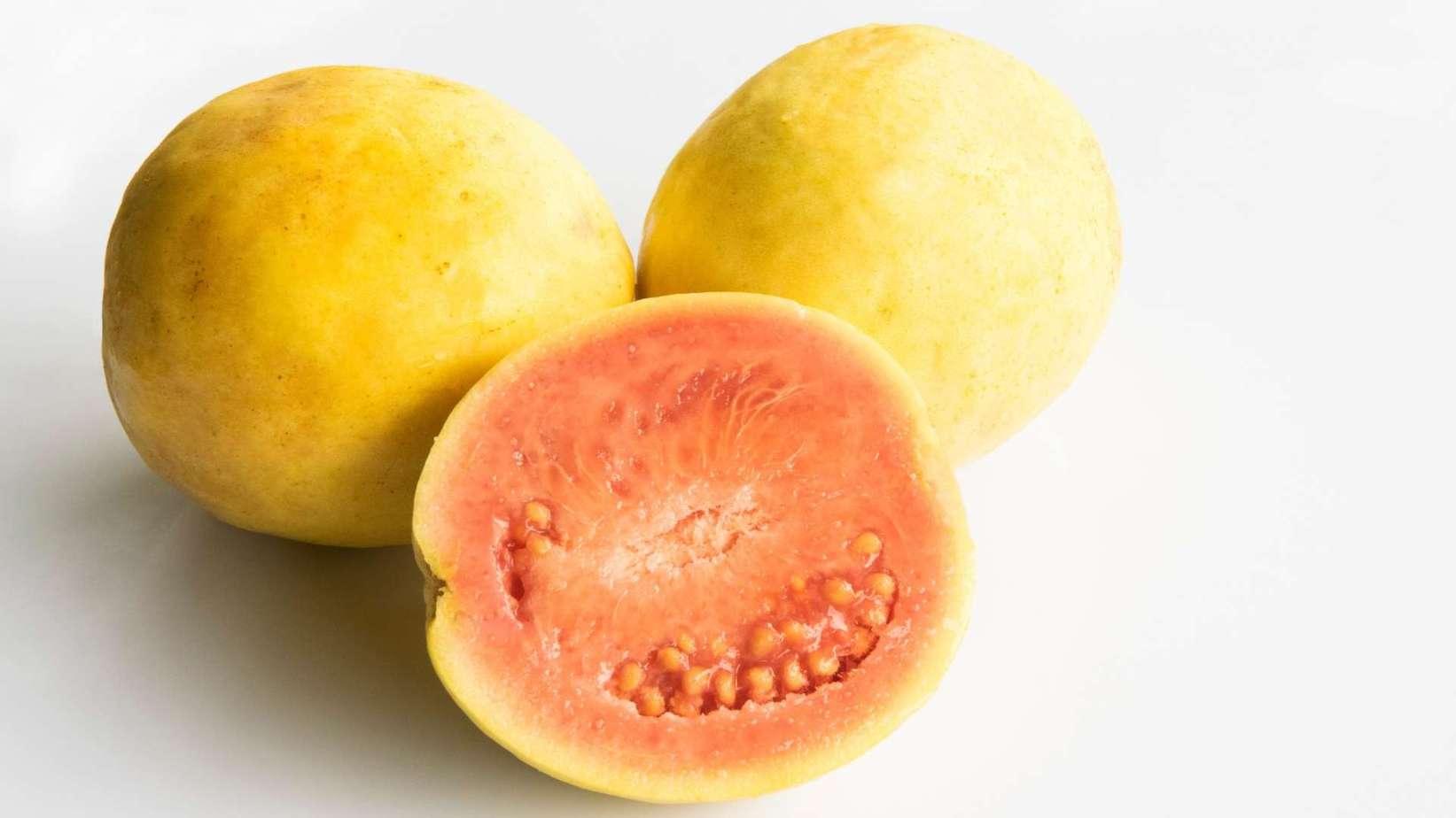 Yellow Guava