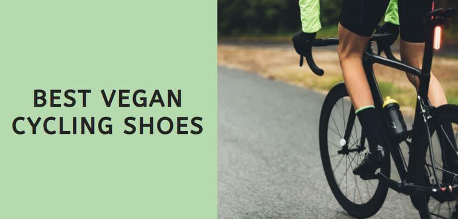 Best Vegan Cycling Shoes
