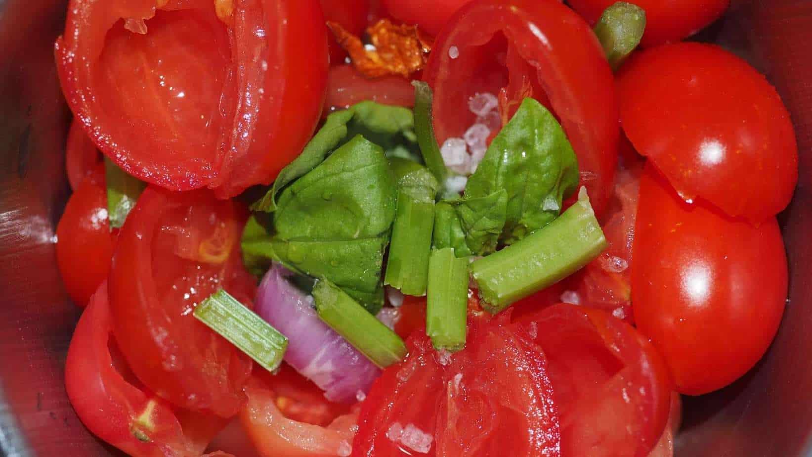 Tomato Celery