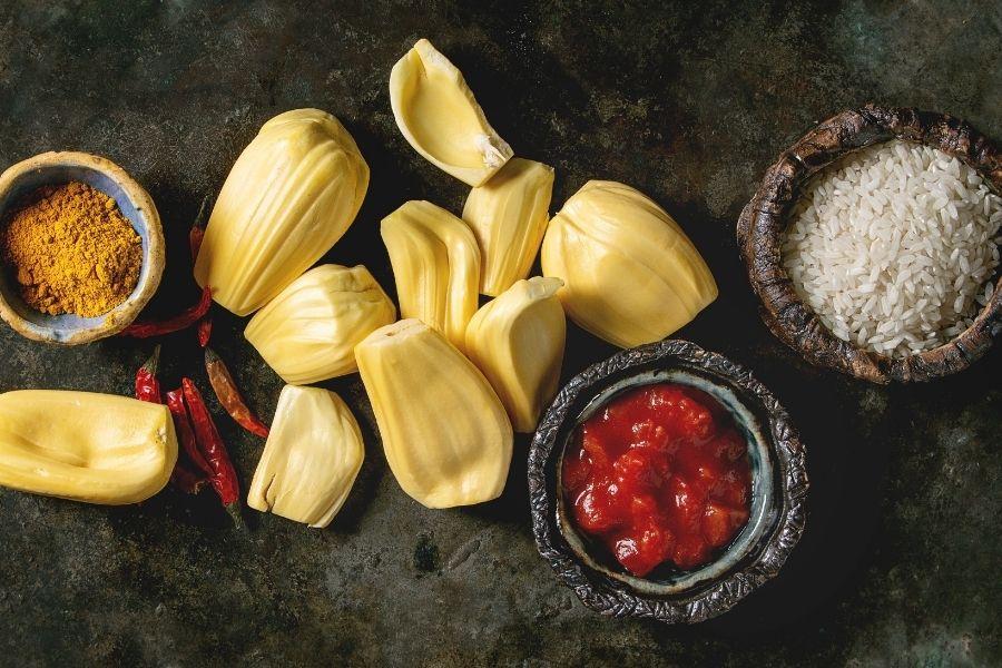 jackfruit spicy